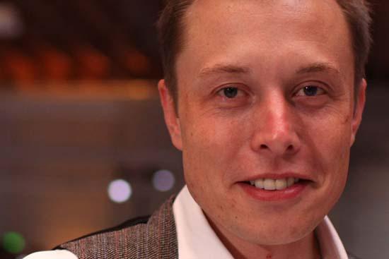 Elon Musk (Paypal, Tesla, SpaceX)