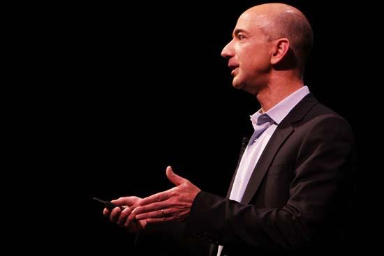 Jeff Bezos (Amazon)