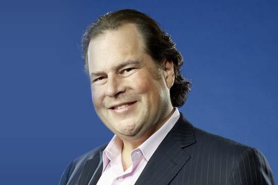 Marc Benioff (Salesforce.com)