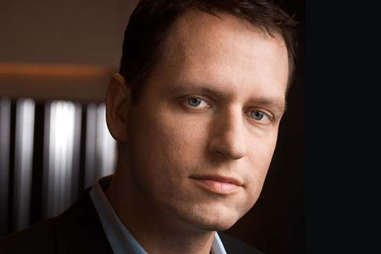 Peter Thiel (Paypal, Facebook)