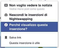 come rispondono utenti facebook a inserzioni