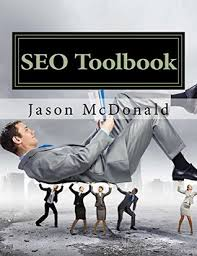 SEO Toolbook Jason McDonald